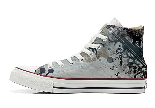 personalisierte Schuhe Schuhe Customized Converse Star Fantasy Hi Handwerk All Chic 0qIp4I