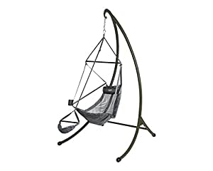 ENO Eagles Nest Outfitters - SkyPod Chair Stand, Brown