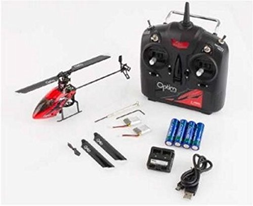 Ares AZSZ2400 Ares Optim 80 CP Ready to Fly Helicopter