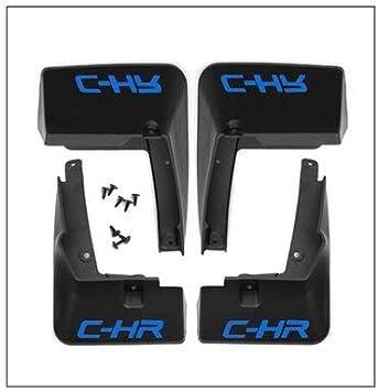 Protection anti-/éclaboussures Accessoire de protection Ailes de voiture pour CHR C-HR 2016-18