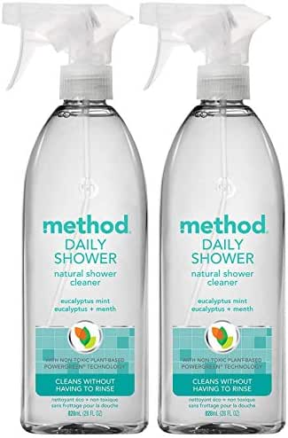 Bathroom Cleaner: Method Daily Shower Cleaner