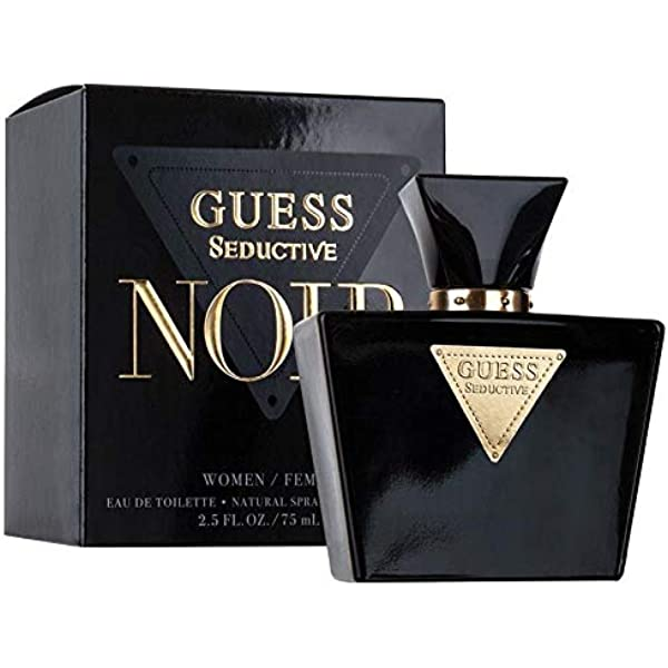 Guess Seductive Noir by Guess Eau De Toilette Spray 2.5 oz