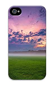 iPhone 4 4s Case, iPhone 4 4s Cases landscapes nature 48 Custom Design PC Hard Plastics Case Cover Protector for iPhone 4 4s