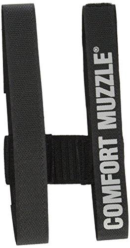 Coastal Dog Muzzle (Coastal Pet Products DCP1311 Dog Comfort Muzzle, Medium, Black)