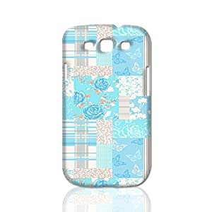 Pollyanna Patchwork Floral some New Style Case ROUGH Skin 3D Hard web Durable engaged Case stable Cover for Samsung Galaxy S3 i9300 SALE