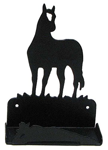 Amazon business card holder horse office products business card holder horse colourmoves