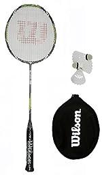 Wilson Matrix BLX Badminton Racket