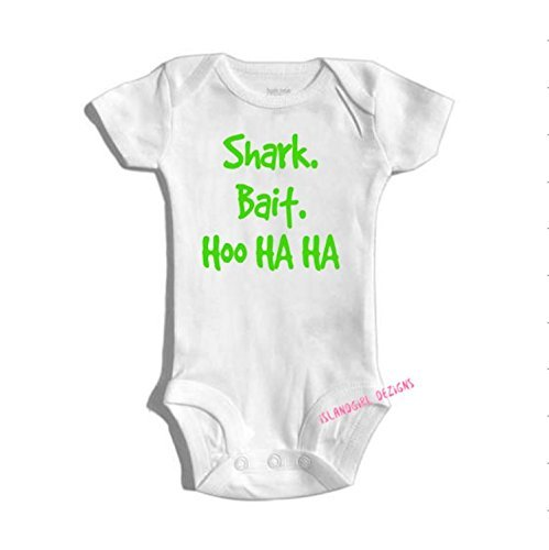 Shark Bait Hoo Ha Ha onesie outfit - Finding Nemo - funny baby onesie® - cute baby - baby shower gift - movie sayings - bodysuit - creeper