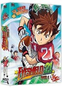 Amazon.com: Eyeshield 21 - Saison 1 - Box 1/4: Movies & TV