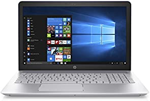 "HP Pavilion 15-cc507nl Notebook, Display da 15.6"", Processore Intel i5-7200U, 2.5 GHz, SDD da 256 MB, 12 GB di RAM, nVidia GeForce 940MX, Blu"