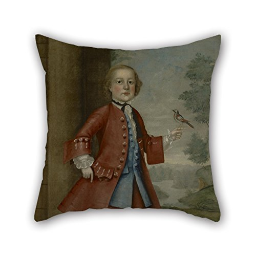 Al The Octopus Costume (Alphadecor Oil Painting Joseph Badger - Portrait Of John Gerry Pillow Shams ,best For Outdoor,kids Room,car,drawing Room,bedding,son 18 X 18 Inches / 45 By 45 Cm(each Side))