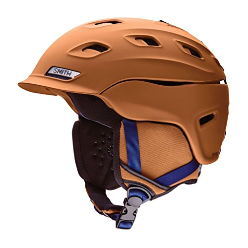 Smith Optics Vantage Adult Ski Snowmobile Helmet - Matte Cargo / Medium