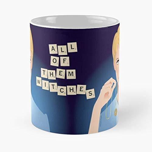 Mia Farrow Rosemarys Baby Roman Polanski Horror C Novelty Tea Coffee Gift 110z Mug
