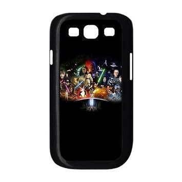Samsung Galaxy S3 9300 Cell Phone Case Black Star Wars Cast ...