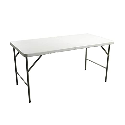QZ HOME Mesa Plegable Mesa Larga Plegable Tabla Mesa De La Cabina ...