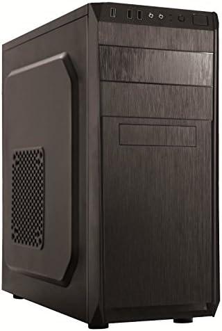 Pccase APC-35 - Carcasa de Ordenador (500W) Color Negro: Standard: Amazon.es: Informática