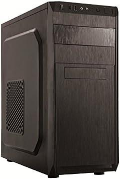 Pccase APC-35 - Carcasa de Ordenador (500W) Color Negro: Standard ...