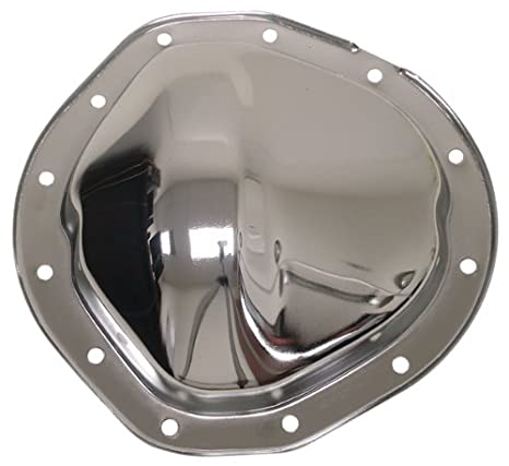 1962-82 Chevy/GMC Truck Chrome Steel Rear Differential Cover - 12 Bolt w/  8 75