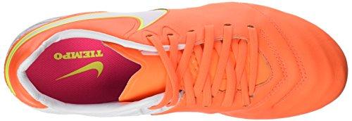 white tart De Pink Orange Legacy Nike volt Femme 38 hyper Ii Football Fg Eu Tiempo Chaussures AvqOnzXg