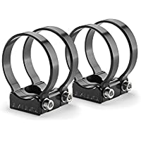 JL Audio PS-SWMCP-B-2.375 VeX Enclosed Speaker System Swivel Mount Clamp for pipe diameter of 2.375 in (60.3 mm)