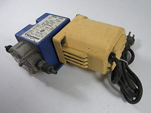 Chem-Tech X030-XA-AAACXXX Series 100 Metering Pump 30GPD 115V 60Hz 0.79A