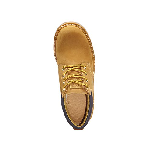 Kingshow Heren 8036 Classic Work Boots 7006wheat