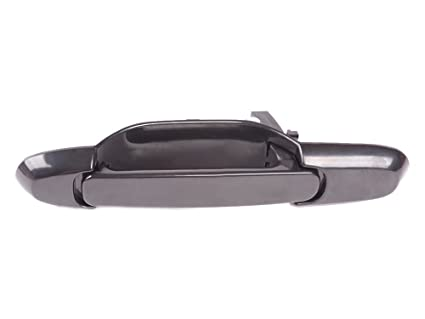 For 98-03 Toyota Sienna Outside Sliding Door Handle Rear Non Painted W//O Keyhole