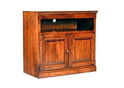Amazon.com: Bosque diseños b4511b tradicionales Alder TV ...