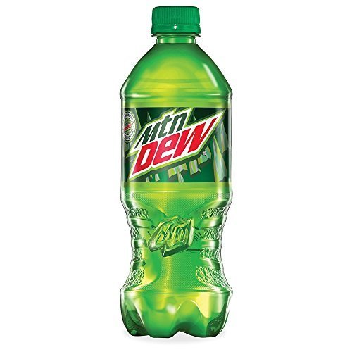 Mountain Dew, 20.0 Oz. Bottle (24 Count) by Mountain Dew