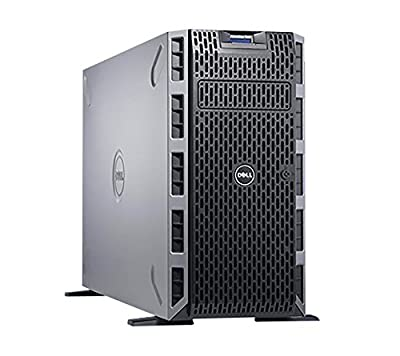 PowerEdge T330 Tower Server, Intel Xeon E3-1230 v6 Quad-Core 3.5GHz 8MB, 32GB DDR4 RAM, 8TB Storage, RAID, DRAC, 3 Year Warranty