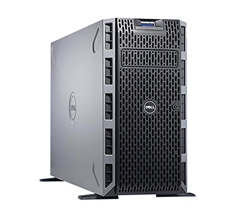 PowerEdge T330 Tower Server, Windows 2019 STD OS, Intel Xeon E3-1230 v6 Quad-Core 3.4GHz 8MB, 32GB DDR4 RAM, 8TB Storage, RAID, Single PSU, 3 Year Warranty
