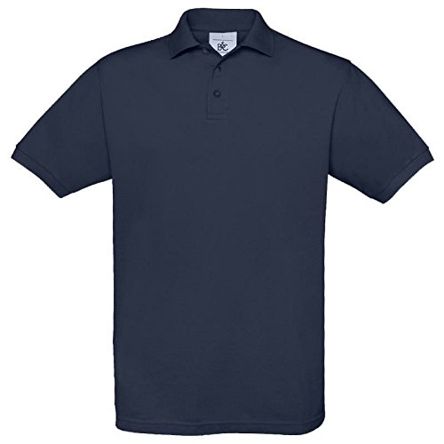 B&C CollectionHerren Poloshirt Braun Braun