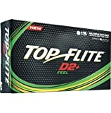 2016 Top Flite D2+ Feel (15 pack)