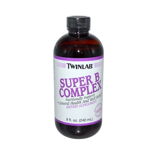 Twinlab Liquid Super B-complex - 8 Fl Oz by Twinlab