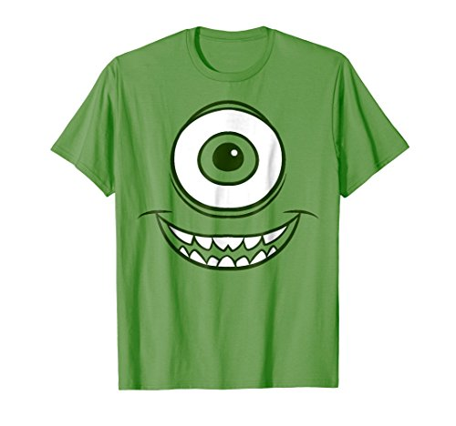 Disney Monsters Inc. Mike Wazowski Halloween Graphic T-Shirt -