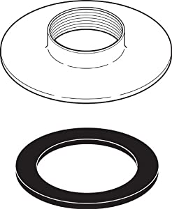 Delta Faucet Rp18543 Escutcheon For Thick Tile Mounting