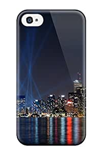 Special Design Back Toronto City Phone Case Cover For Iphone 4/4s