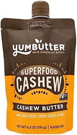 Peanut & Nut Butters: Yumbutter
