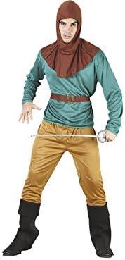 DISONIL Disfraz Robin Hood Hombre Talla L: Amazon.es: Juguetes y ...