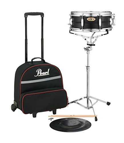 Pearl SK910C Educational Snare Kit with Rolling Case [並行輸入品] B07BS1P76M