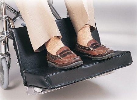 Skil-Care Wheelchair Footrest Extender/Leg Rest Pad, 2