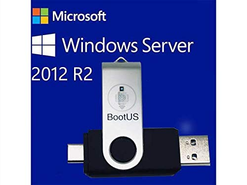Server 2012 R2 - Full OS Install - Reinstall / Recovery / Upgrade or Repair Bootable Utility USB Drive by BootUS (Image #3)