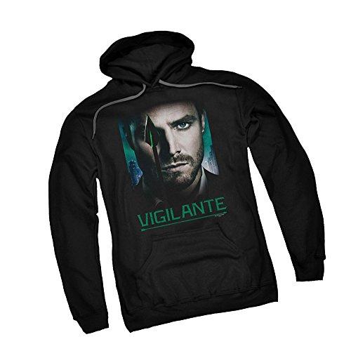 Good Eye -- CW's Arrow - The Television Series Adult Hoodie Sweatshirt, X-Large