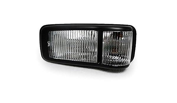 amazon com: cpw (tm) 08 09 10 11 gmc w4500 isuzu npr nqr truck left side  marker corner signal light: automotive