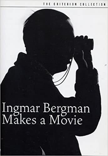 Image result for ingmar bergman makes a movie criterion