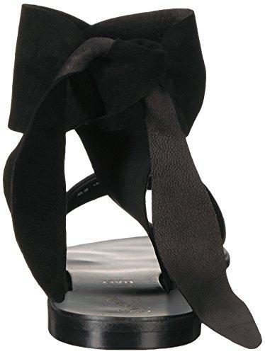 Seychelles Kvinders Cruisin' Flad Sandal Sort 22jQTA
