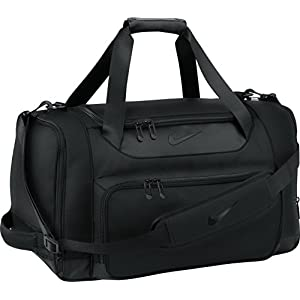 NIKE Departure III Golf Duffle Bag (Black)