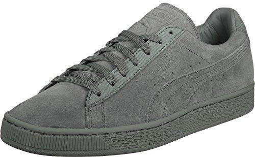 Puma 362595 Donna Verde 02 Suede Sneaker Classic Tonal 7aq4fn7r