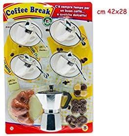 TEOREMA 63018 – Grande Chef – Juego Café con cafetera y Tazas ...