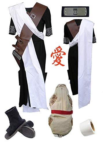 Gaara Cosplay Costumes - Naruto Sabakuno Gaara Cosplay Costume Accessory